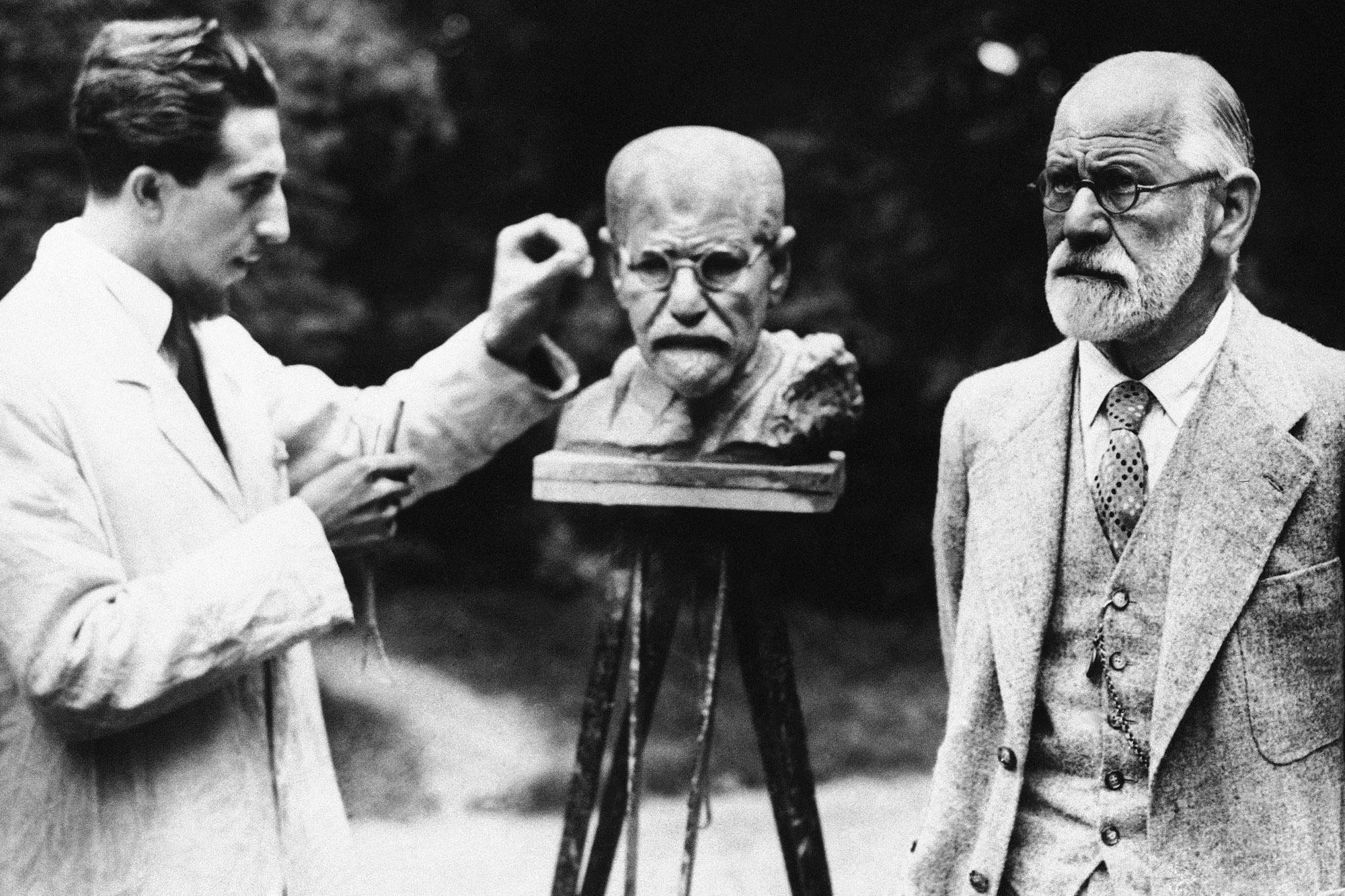 Homenaje a Freud
